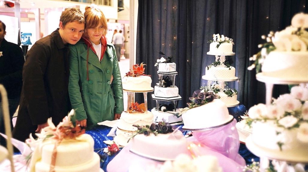 Confetti film Jessica Hynes Martin Freeman