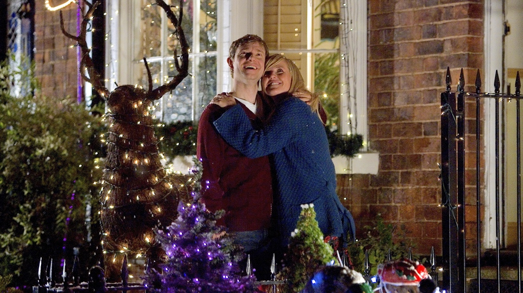 Nativity 1 Martin Freeman Ashley Jensen