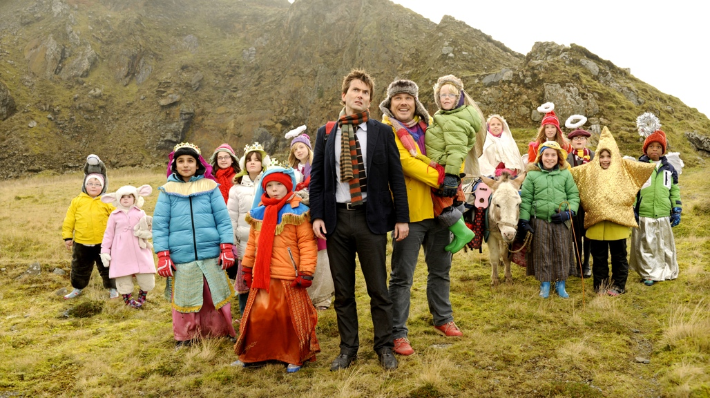 Nativity 2 Marc Wootton David Tennant