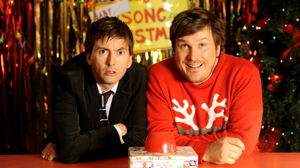 Nativity 2 David Tennant Marc Wootton