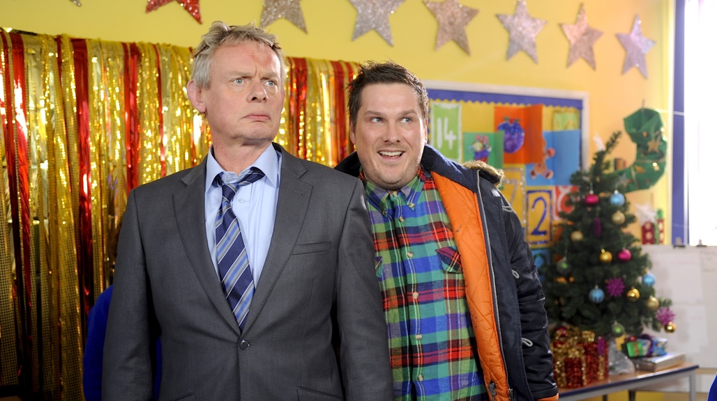 Nativity 3 Marc Wootton Martin Clunes