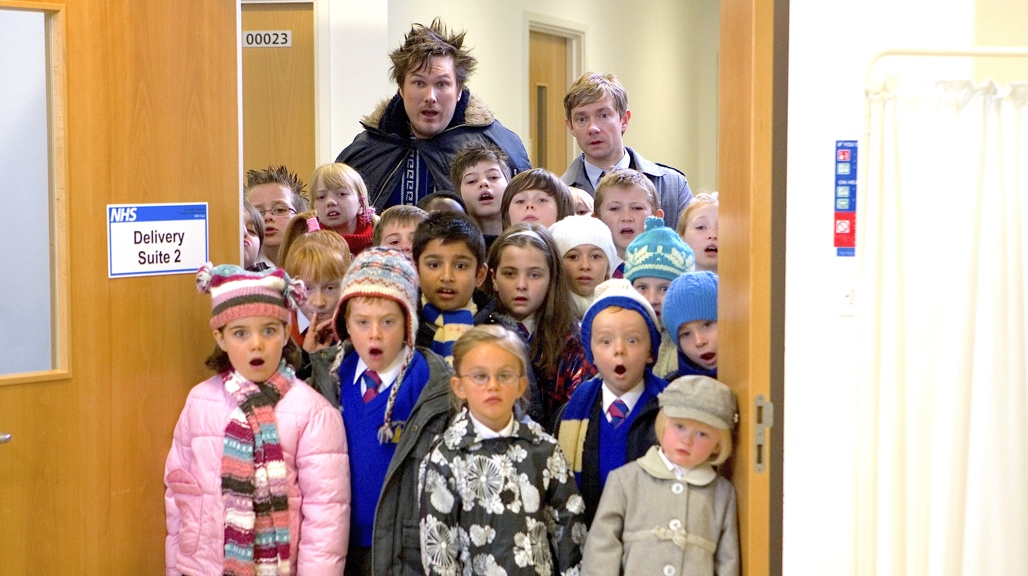 Nativity! 1 Marc Wootton Martin Freeman