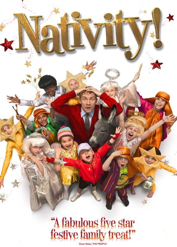 Nativity Film Poster - Mirrorball Films
