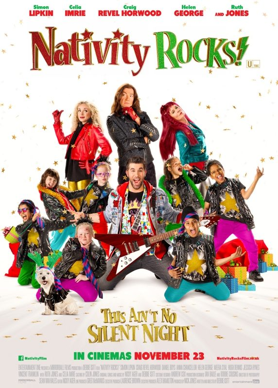 Nativity Rocks! Poster - Mirrorball Films